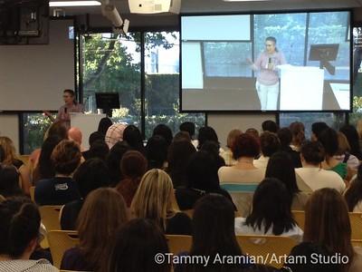 Girl Geeks at Google July 2012