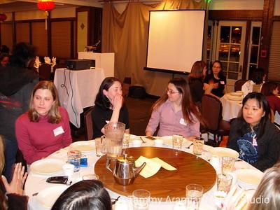 Girl Geeks at Mings Jan 2009