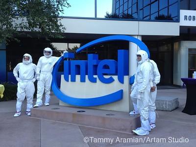 Girl Geeks at Intel Aug 2012