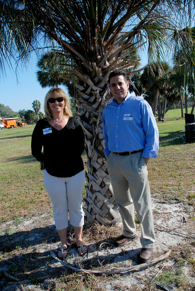 Susan Christenson & Nick D'Angelo from the CLRU Division