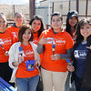 UTEP students volunteer at the Animal Rescue League of El Paso during the sixth annual Project MOVE day of community service in  Canutillo, Saturday, February 28, 2015. Photo by Ivan Pierre Aguirre/UTEP News Service