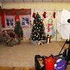 Ready for photos with Santa.