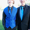 Twin tuxes? Almost!