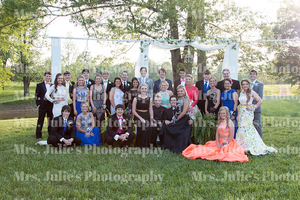 Prom Shindig at Autumn Chase Farm 2016