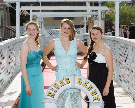 The Prom Cruise 2015