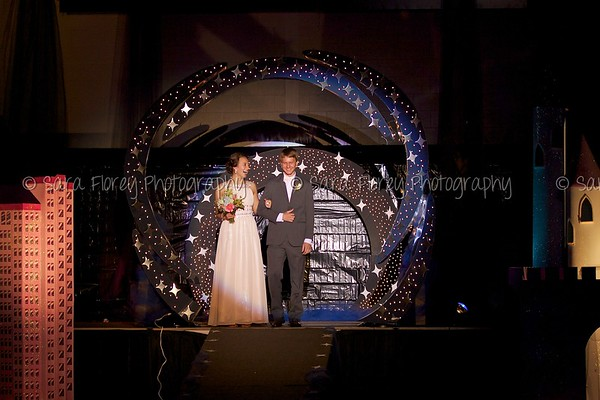 '12 WHS Prom - Grand March