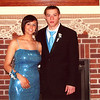 Erin and Alex dressed up for the Wilton Senior Prom ( 2008 )