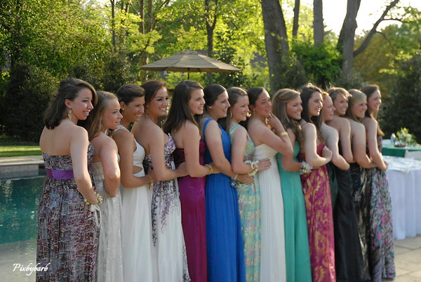 Harpeth Hall Junior Senior Prom 2010