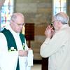 Fr. Michael van der Peet and Fr. Bob Bossie.