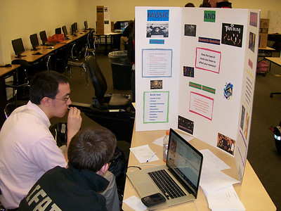 Interactive Psychology Fair at Lutheran West