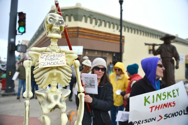 Public Education Amendment Receives Protest