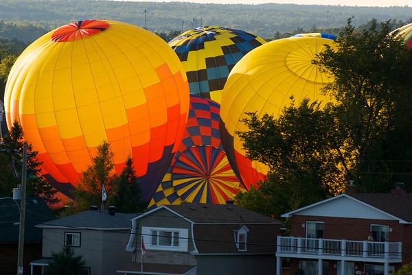 08-31-08 Hot Air Balloons / Mongolfières