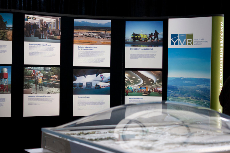2013 Vancouver Airport Authority's Annual Public Meeting.