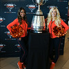 Grey Cup at YVR Vancouver International Airport