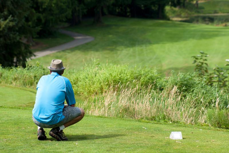 Corporate Golf Tournament
