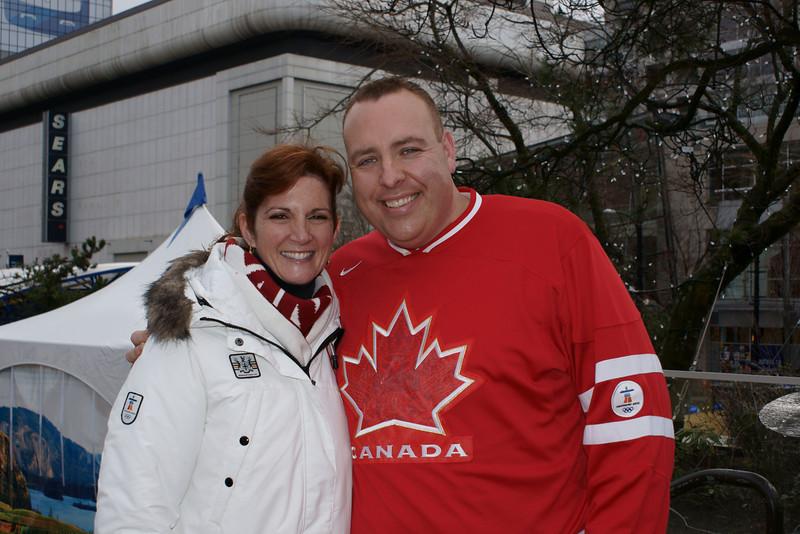 Lynn collier and Steve Darling 2010.