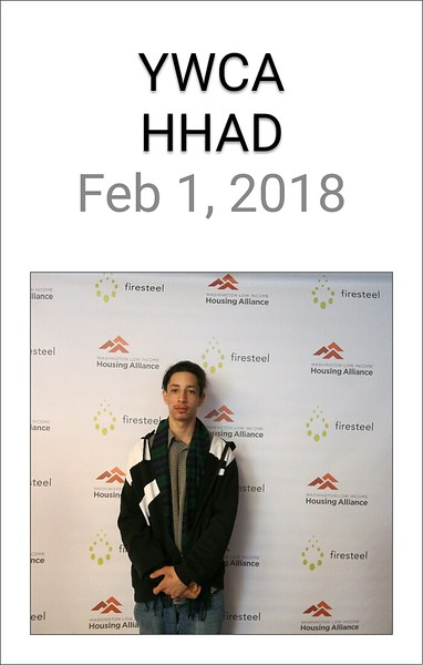 2018 HHAD Firesteel Photo Booth