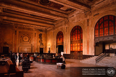 Oakland's Historic 16th Street Train Station