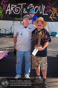 Oaktown Throwdown BBQ Championships - Pro Grand Champion Winners