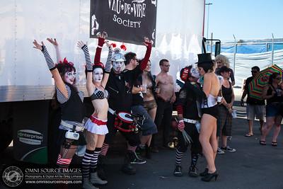 Lagunitas Beer Circus - Vau De Vire Society Performers