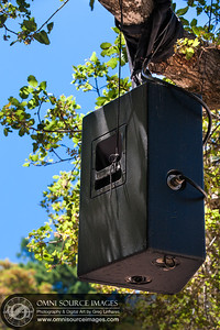 Meyer Sound UPA-1A loudspeaker still going strong after being built around 30 years ago!