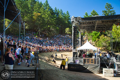CAKE takes the stage at the Mount Tam Jam. Sauturday, June 22, 2013 - Mount Tamalpias.