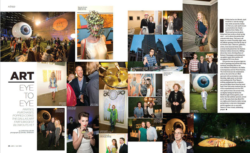 FDluxe Spread, June/July 2014<br /> All Photos © Daniel Driensky