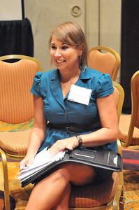 22 Shannon Brown, LSW, in OOP breakout