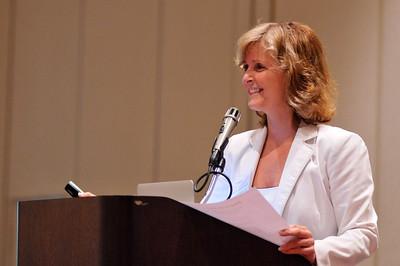 10 Laurie Kelley presents hemophilia history