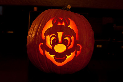 Pumpkin Carving Party 10/29/2010