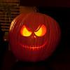 Jack Skellington Jack-o'-lantern