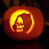 Grim Reaper Jack-o'-lantern
