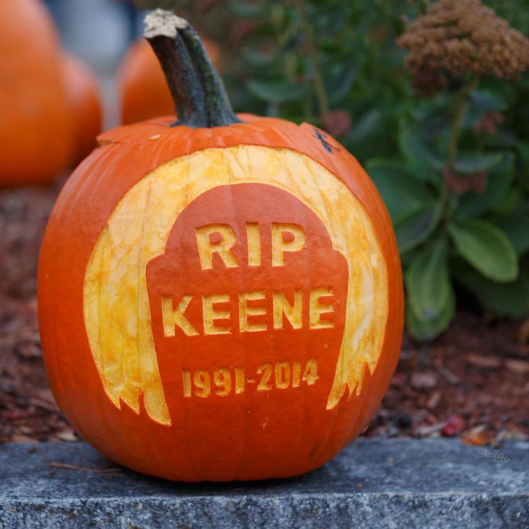 RIP Keene
