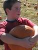 Landon chose a big one!<br /> October 28, 2006