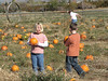 Whitney and Lucas found the little ones they were looking for.<br /> October 28, 2006
