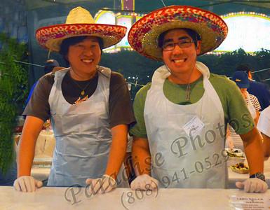 Jon and friend Tacos Punahou 0212 114