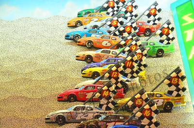 Car race take off Punahou 0121 142