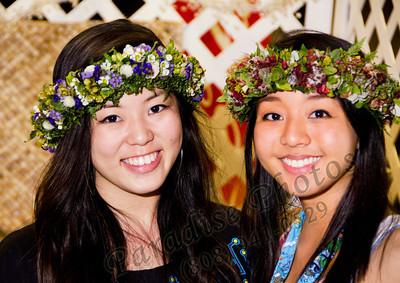 Flower girls Punahou 020412 24