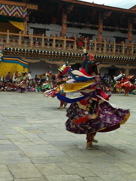 Bhutan Tsetchi day 1