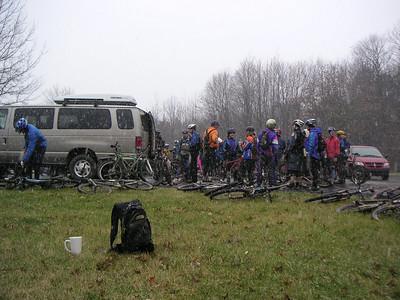 Dirt Rag's 2004 Punk Bike Enduro - 20041212
