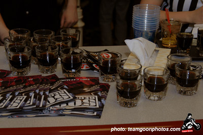More drinks - Punk Rock Bowling 2007 - Presented by Better Youth Organization (BYO Records) - Las Vegas, NV - January 2007 - Photo