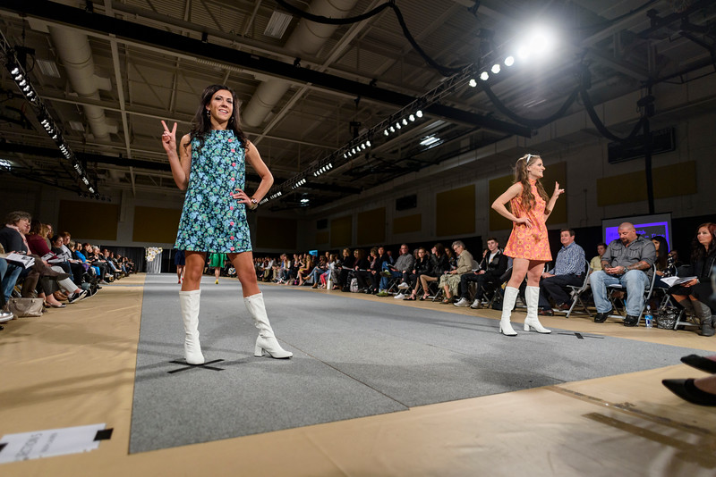 4/1/17 Purdue Fashion Show, Jill Luizzi