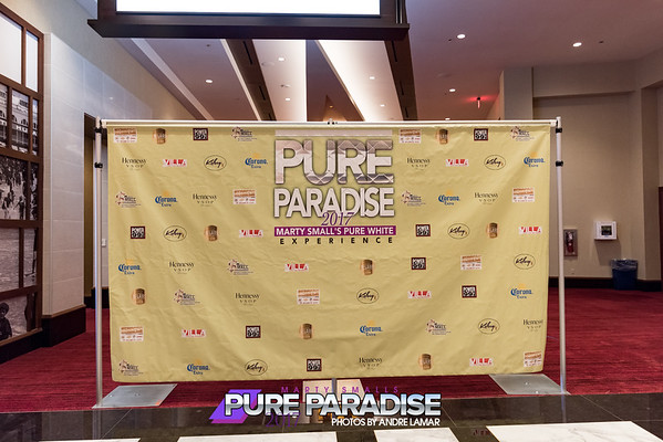 Pure Paradise 2017