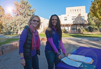 PurpleLight Vigil 2013