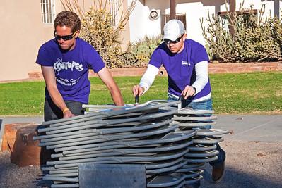 Our volunteers ROCK....