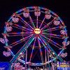 The 2019 Putnam County Fair opened on Friday night and every amusement ride had throngs of folks waiting to get on. Fran Ruchalski/Palatka Daily News