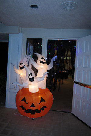 Puu Lani Ranch Halloween Party 2012
