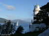 Cloch Lighthouse.