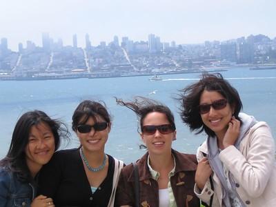 QG's SF/Napa Valley Trip