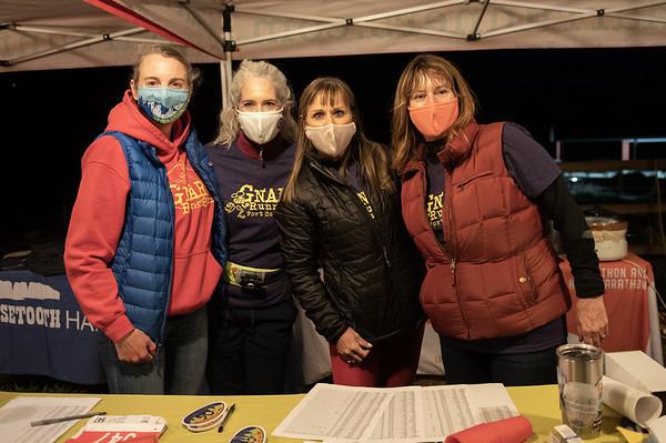 Quad Rock 25/50 volunteers